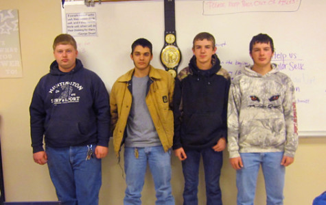 Getting welding skills in high school