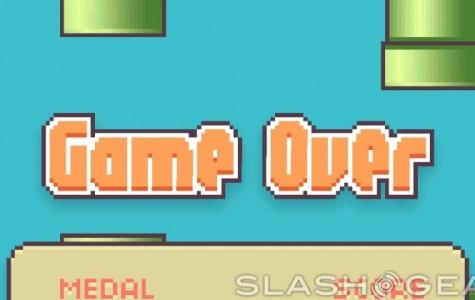 Flappy Bird shutdown