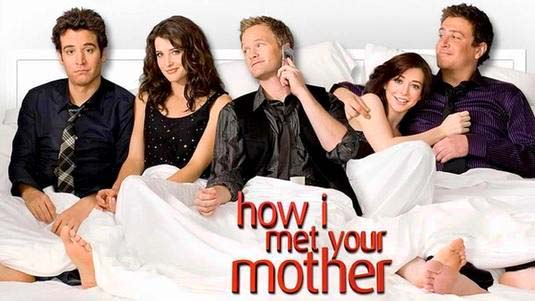 How I Met Your Mother ends it show after nine seasons.