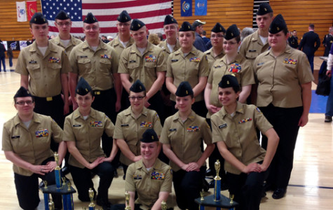 NJROTC finishes drill season with win