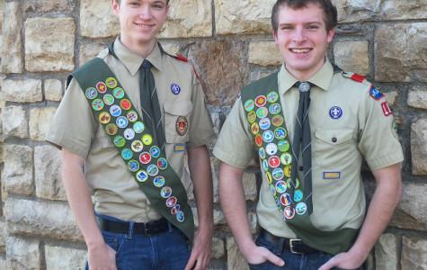 Eagle Scout Honors