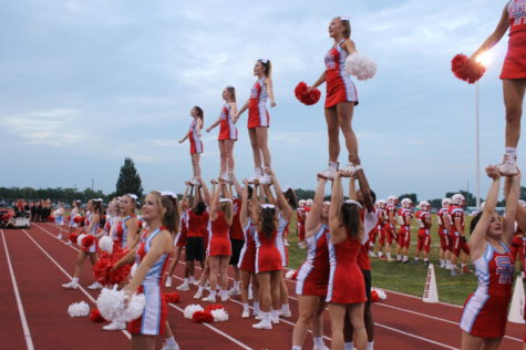 Cheer first game (4)