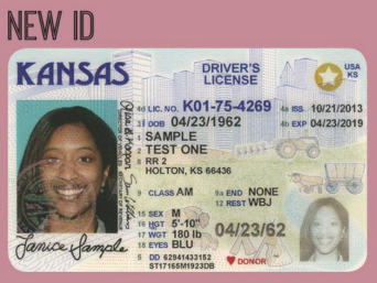Rite of Passage: Driver's License