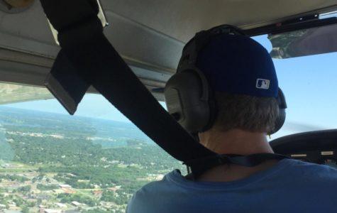 Pilot Reid Holthaus