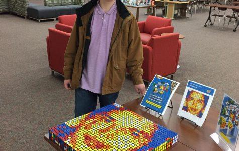 Jake Hudson Masters Library Rubik's Cube Challenge
