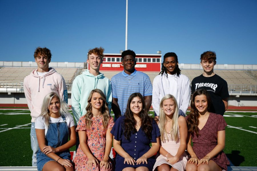 2020 Homecoming Canidates