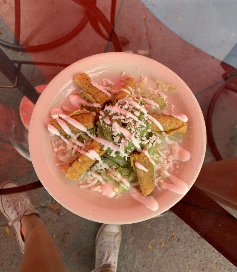 The Dish on Los Mandiles Rojos